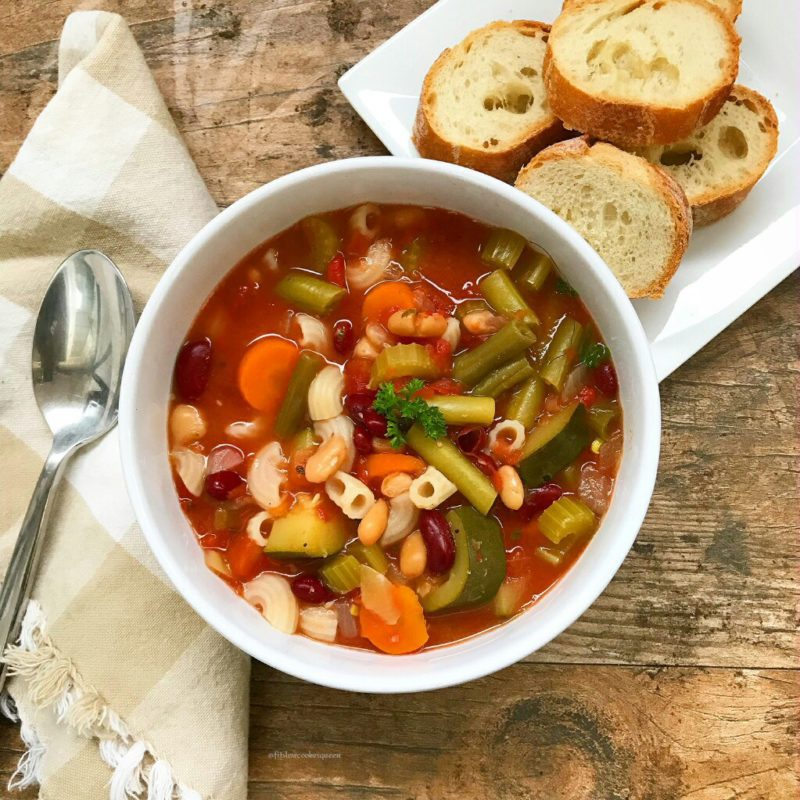 Slow-Cooker Monday: Minestrone