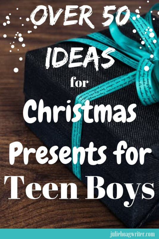 Over 50 ideas for Christmas presents for teen boys Holiday gift ideas for teenage boys