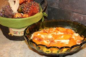 Thanksgiving Sweet Potatoes Recipe