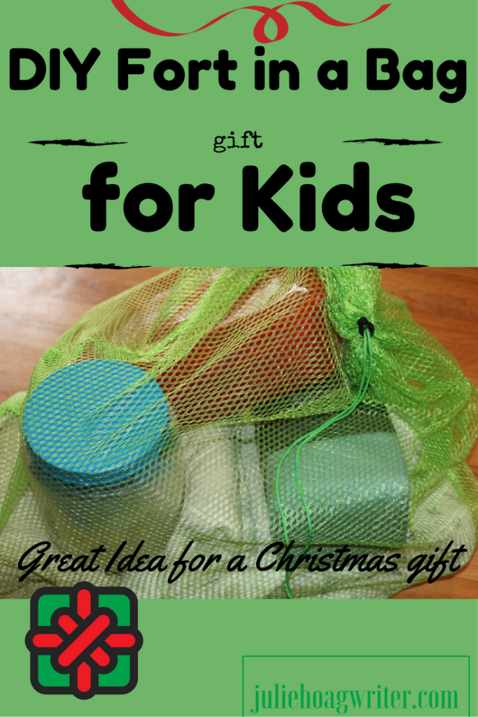 Diy Fort In A Bag Gift For Kids A Family Lifestyle