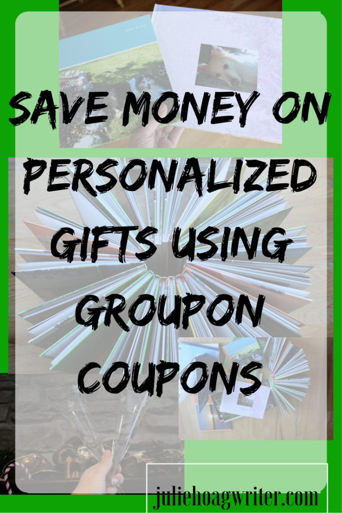 Save Money on Personalized Gifts using Groupon Coupons