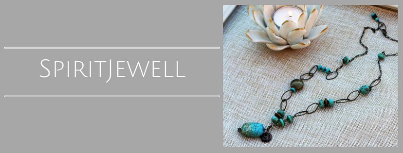 SpiritJewell Gorgeous Handmade jewelry with spirituality and meaning.