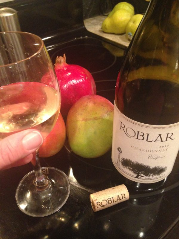 Wine and fruit, appetizers for St. Urho's Day and a wine club review