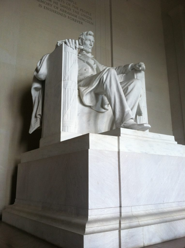 Lincoln Memorial Washington D. C.