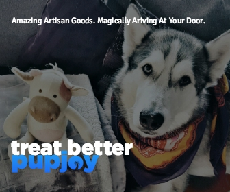 Treat Better | PupJoy
