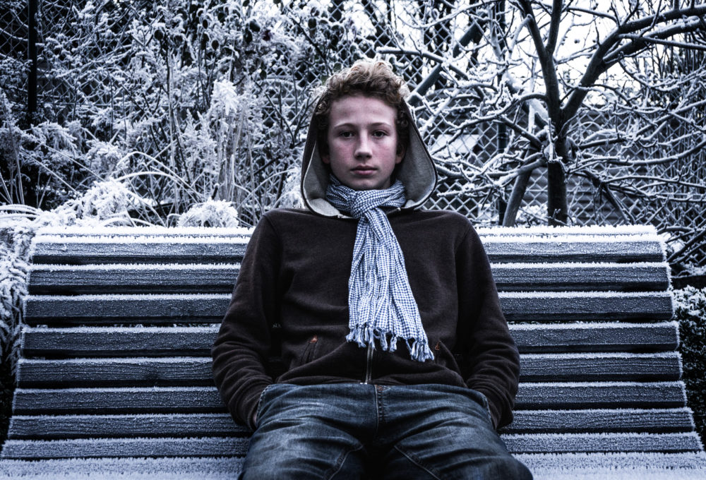 Confession of a depressed teen, I survived teenage depression. Photo of a teen boy. #depression #teen #teenager #mentalillness