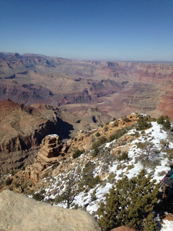 The Grand Canyon. Family Travel Destination to Amazing Arizona