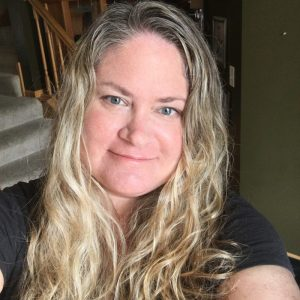 Julie Hoag YA author and Lifestyle Blogger