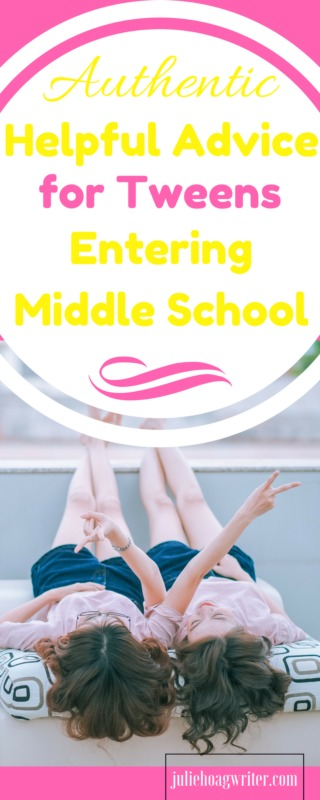 Authentic Helpful Advice For Tweens Entering Middle School. school advice middle | parent advice | mom advice | middle school | children | tween | kids | school tips middle | mom and son | mom and kids | parenting tips | motherhood | guide kids @juliehoagwriter.com