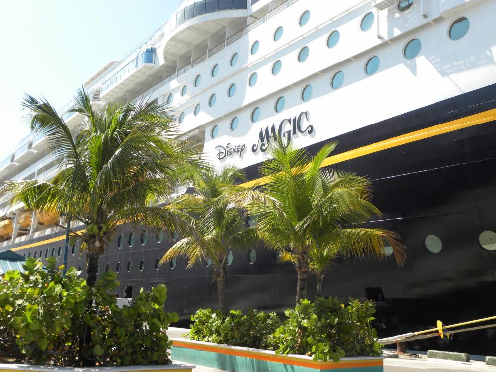 Disney Cruise Ship the Magic