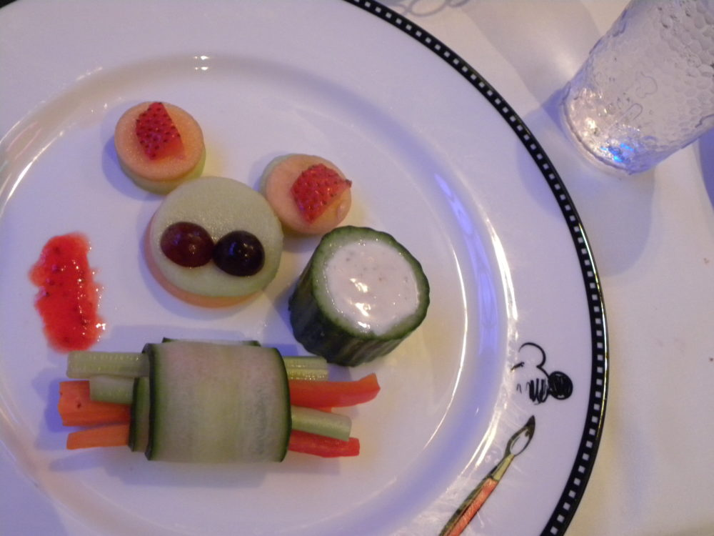 Food at Animators Palate