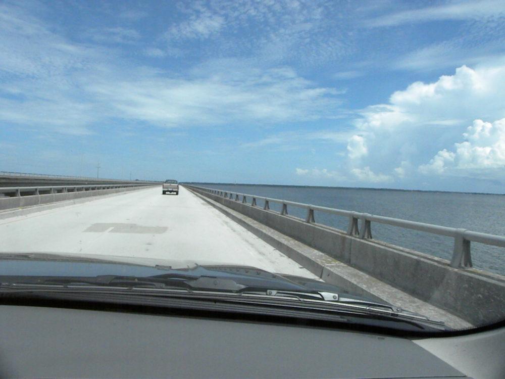 Bridges over the ocean to OBX