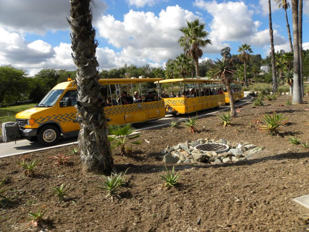 San Diego Zoo Safari Park tram. #visitsandiego #zoo #visitcalifornia