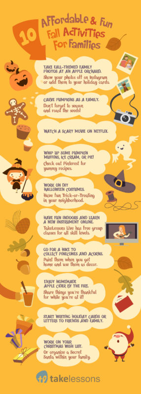 Fun fall activites for kids