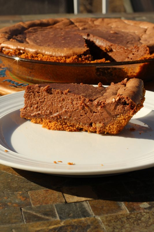 Easy Baked Chocolate cheesecake recipe a delicious and easy to make dessert recipe for holidays, parties, New Year's Eve. This yummy cheesecake recipe is a treat for anytime of year. #chocolate #chocolatecheesecake #dessertrecipe #treats #sweettreats #partyfood
