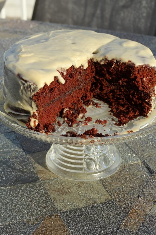 Patricia Polacco Thunder Cake Recipe