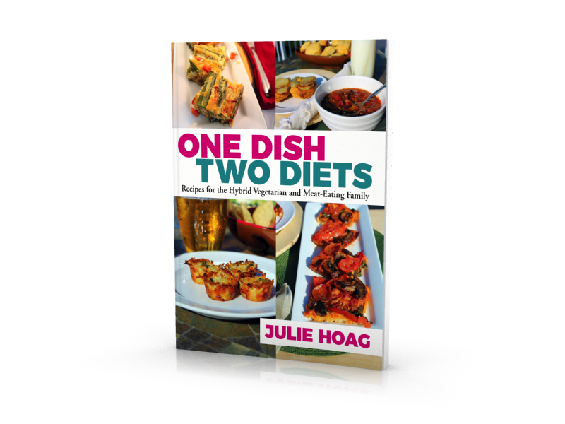 One Dish Two Diets Cookbook #ad #cookbook #splittable #hybridrecipe