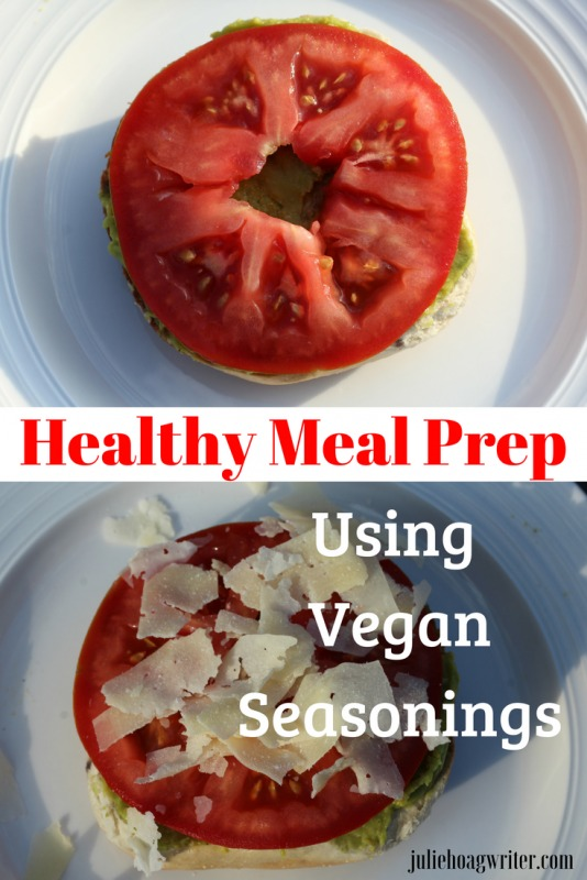 Healthy Meal Prep Using Vegan Spices for a healthy plant based seasoning. A delicious and low sodium vegan chicken flavored seasoning that is gluten free, low in sodium, without chemicals, plus with minerals, B-complex vitamins and a complete protein. Seasoning is keto-friendly and paleo-friendly. ad #veganfood #veganlife #vegetarianrecipes #veganseasoning #veganspices #glutenfree #mealprep #mealprepmonday #ketodiet #breakfastrecipes #healthyfood #healthyeating #healthyrecipes #healthylifestyle