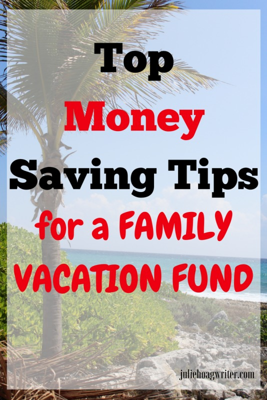 Top Money Saving Tips for a Family Vacation Fund tips to save money before and on the trip. Top Money Saving Tips for a Family Vacation Fund tips to save money before and on the trip. Tips for saving monthly, long term, and while on the family trip. #familyvacation #budget #budgettravel #travelling #traveltips #traveller #family #money #savemoney #frugal #travelplan #traveller #vacation #vacay #finance #savings #smart #travelplan #planning #parenthood #motherhood