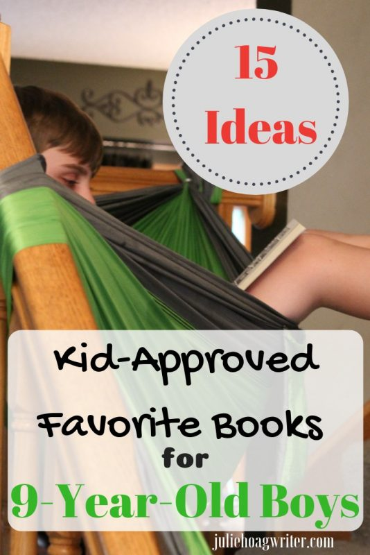 Kid Approved Favorite Books For 9 Year Old Boys O A Family Lifestyle