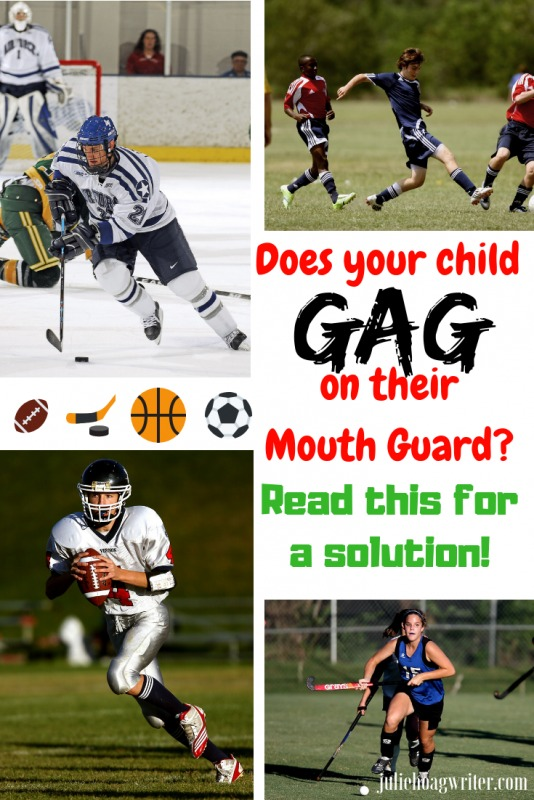 DIY Custom Mouth Guard for Youth sports. A comfortable thin mouth guard for football, hockey, basketball, boxing, lacrosse and other contact sports. Youth mouthguards for youth sports. #youthsports #mouthguard #footballmom #football #hockey #soccer #soccerpractice #basketballmom #basketballs #sports #motherhood #youth #athlete #parentingtips #teammom #juliehoagwriter #parents #parentinghacks #momhacks
