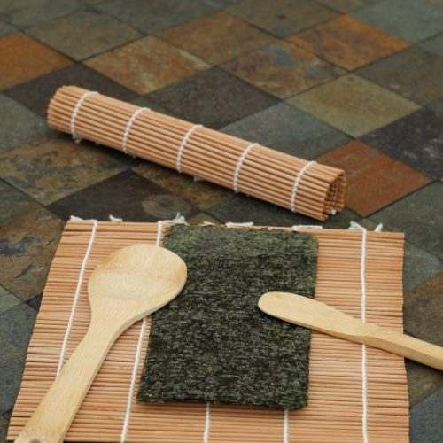 DIY Sushi Roll Making Kit Gift for Kids Interested in Culinary Arts