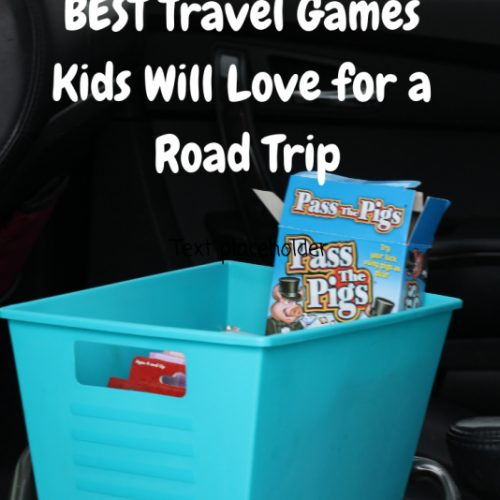 Best Travel Games Kids Will Love for a Road Trip