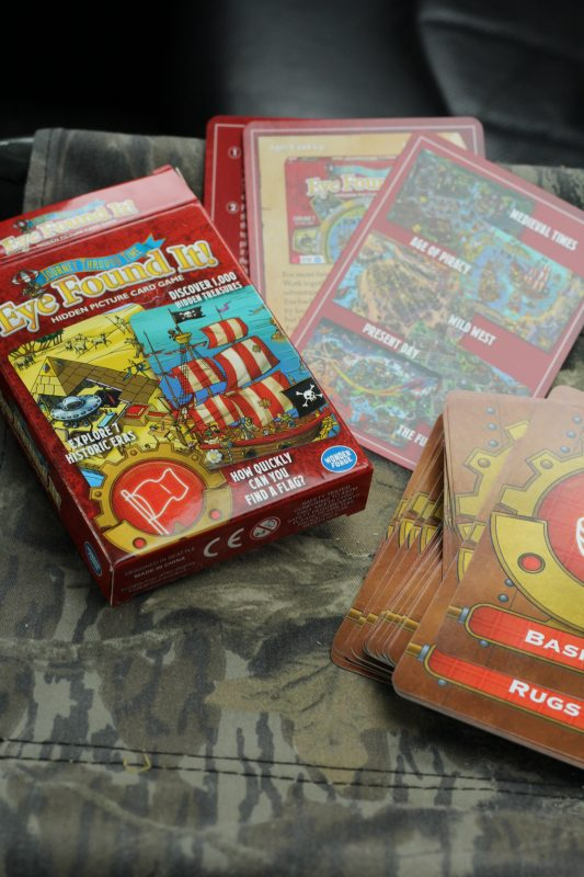 Best Travel Games Kids Will Love for a Road Trip card game