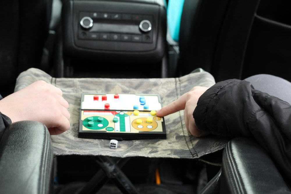 Best Travel Games Kids Will Love for a Road Trip mini magnetic board game