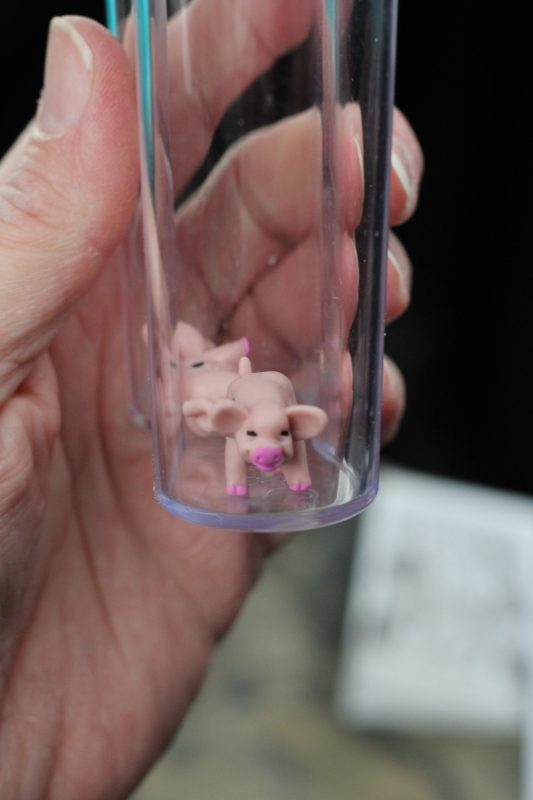 Best Travel Games Kids Will Love for a Road Trip pass the pig. family travel game. Boredom buster.