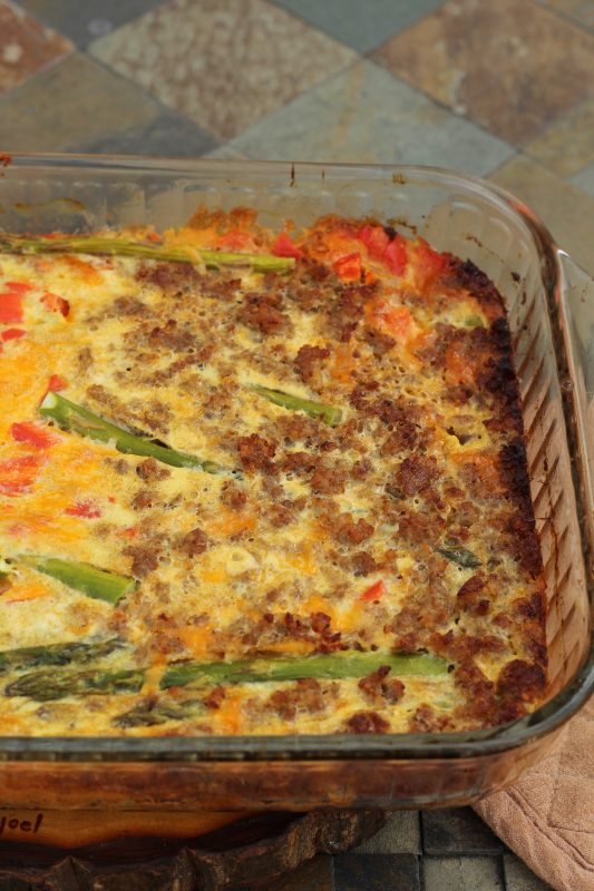 Low Carb Quiche with a Mushroom Whole Wheat Crust for breakfast or brunch. A breakfast egg dish that is half meat and half meatless to feed a split table family. Meal prep tips and cooking hacks.