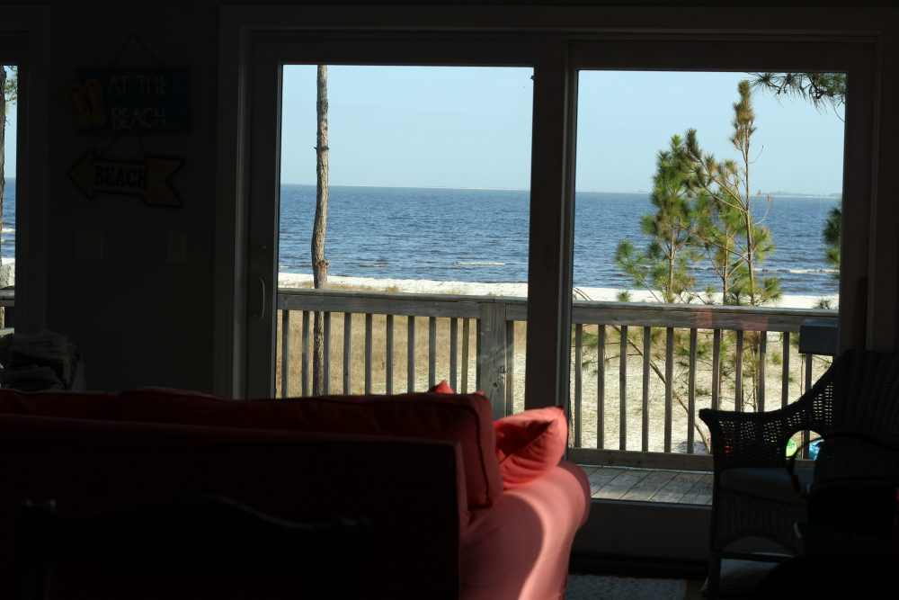 Gulf of Mexico Oceanfront Vacation Rental for a Family Trip to Florida. Family vacation rental in Florida.
