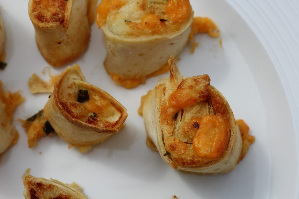 Air Fryer Recipe Mashed Potato Rolls a party food appetizer recipe. Great tasty snack ,make it meatless and with meat. A great way to use up letover mashed potatoes. Side dish or snack recipe to use up leftover mashed potatoes