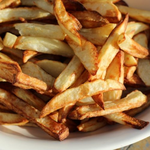 Easy Air Fryer French Fries Recipe