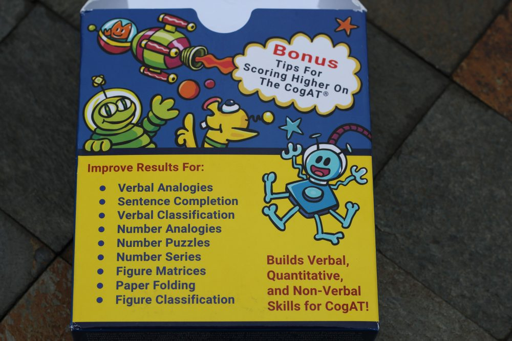 Improve testing results for kids Standardized test practice for Elementary School aged kids flash cards and test prep