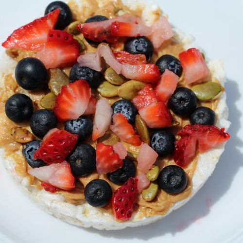 Ten Healthy Recipes for Rice Cake Toppings