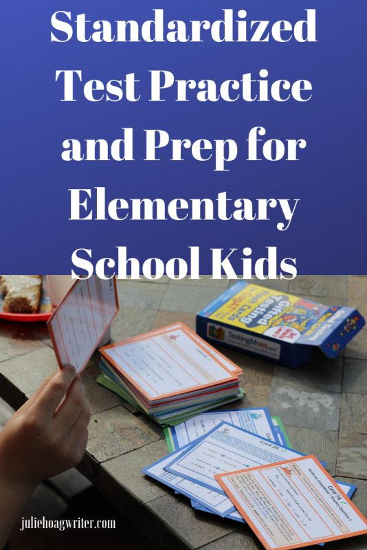 Standardized Test Practice and Prep for Elementary School Kids improve test scores for kids in education testing