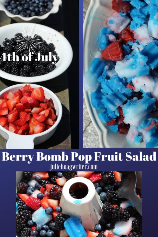 Easy 4th of July Desserts Red, White, and Blue treats for a summer party