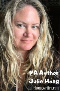 YA Author Julie Hoag Hungry Hearts