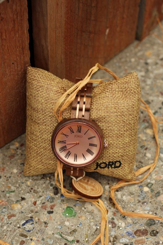 JORD wood watches for birthday or Christmas gifts for women