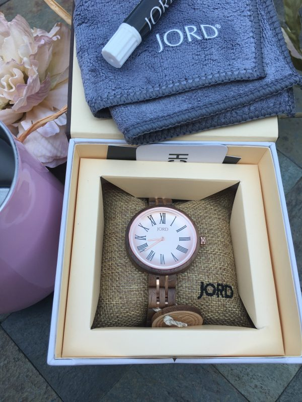 Ladies designer watches by JORD Wood watches