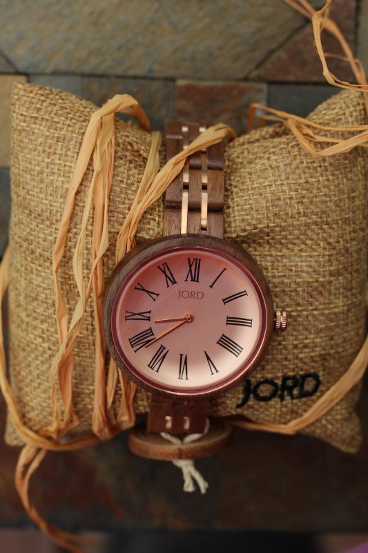 Ladies designer watches by JORD