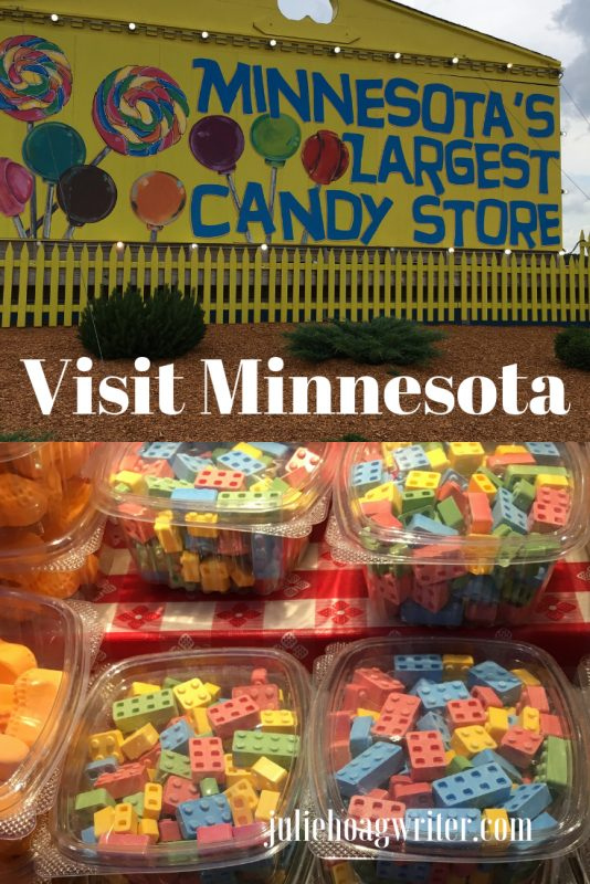 Minnesota's Largest Candy Store in Jordan, Minnesota Tourism specialty foods