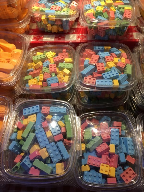 Minnesota's Largest Candy Store in Jordan candy Legos