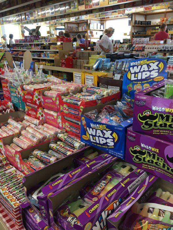 Minnesota's Largest Candy Store in Jordan old time candies