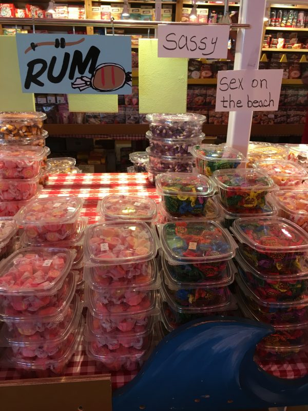 Minnesota's Largest Candy Store in Jordan rum taffy