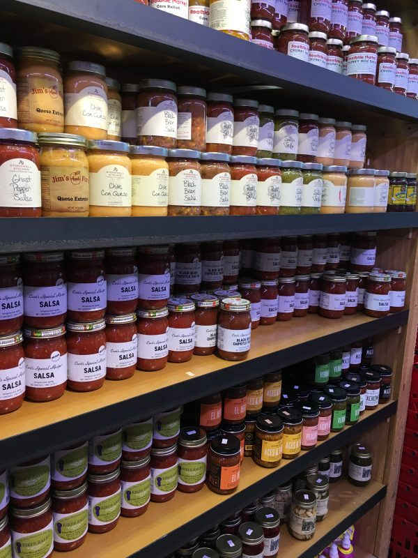 Minnesota's Largest Candy Store in Jordan salsa