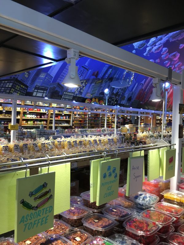 Minnesota's Largest Candy Store in Jordan taffy