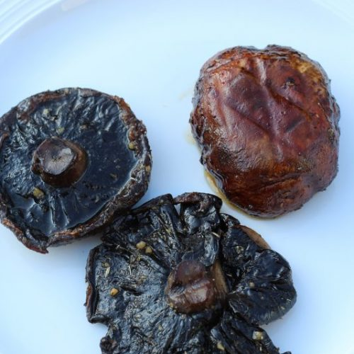 Balsamic Vinegar recipe for marinated mushrooms