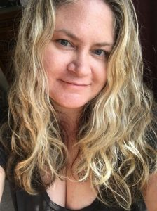 Julie Hoag writer and author and lifestyle blogger